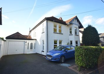 Thumbnail 4 bed detached house for sale in Ridgeway, Broadstone