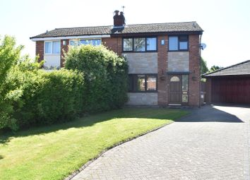 Thumbnail 3 bedroom semi-detached house for sale in Park Avenue, Euxton, Chorley