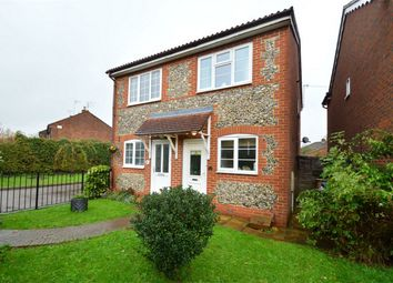 Thumbnail 2 bed semi-detached house for sale in Chelwood Avenue, Hatfield, Hertfordshire