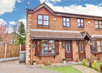 Thumbnail 3 bed semi-detached house for sale in Martins Field, Norden, Rochdale