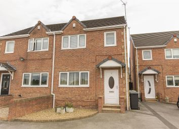 Thumbnail 3 bedroom semi-detached house for sale in St. James Close, Hasland, Chesterfield