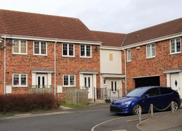 Thumbnail 3 bed terraced house for sale in Berry Edge Road, Consett