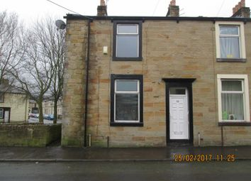 Thumbnail 3 bed end terrace house to rent in Eliza Street, Burnley