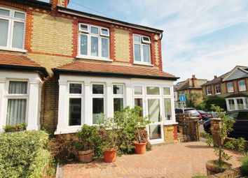 Thumbnail 3 bed semi-detached house to rent in Beaconsfield Road, New Malden