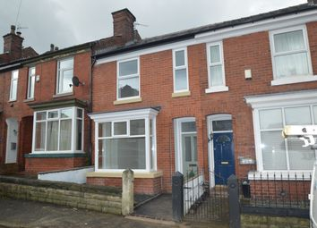 Thumbnail 3 bed terraced house to rent in Arthur Street, Prestwich, Manchester