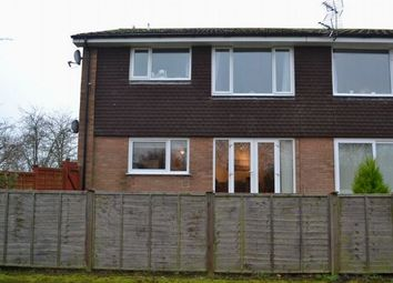 Thumbnail 2 bed maisonette for sale in Birkdale Close, Links View, Northampton