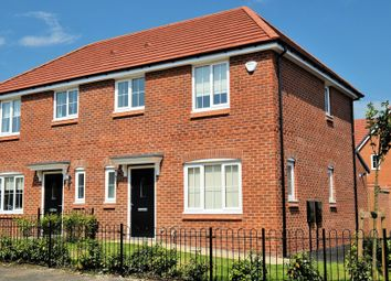 Thumbnail 3 bedroom semi-detached house to rent in Pilkington Way, Regis Park, Cradley Heath