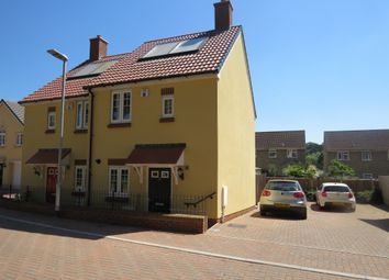 Thumbnail 2 bed semi-detached house for sale in Bartletts Elm, Langport