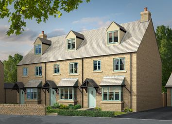 Thumbnail 3 bed end terrace house for sale in Berkeley Close, South Cerney, Cirencester