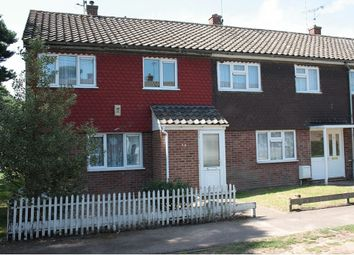 Thumbnail 3 bedroom end terrace house to rent in Elm Road, Thetford