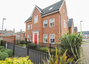 Thumbnail 4 bed detached house for sale in Spire Heights, Chesterfield