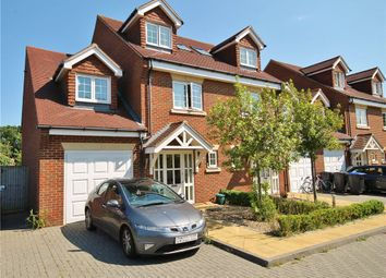 Thumbnail 4 bed semi-detached house for sale in Mayhurst Mews, Mayhurst Avenue, Woking, Surrey