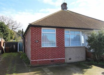Thumbnail 2 bedroom semi-detached bungalow to rent in Drysdale Avenue, North Chingford, London