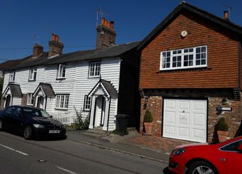 Thumbnail 2 bed end terrace house for sale in The Street, Sedlescombe, Battle
