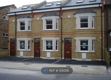 Thumbnail 4 bed end terrace house to rent in Oval Road, Croydon