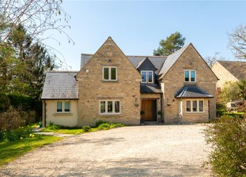 Thumbnail 6 bed detached house for sale in Common Road, North Leigh, Witney