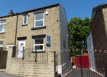 Thumbnail 4 bed end terrace house for sale in Huddersfield Road, Liversedge, West Yorkshire.