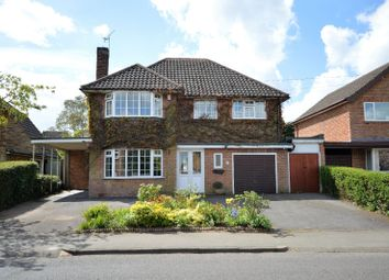 Thumbnail 6 bed detached house for sale in Copse Close, Oadby, Leicester