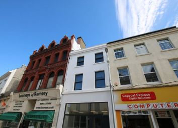 Thumbnail 3 bed flat to rent in Parliament Street, Ramsey, Isle Of Man