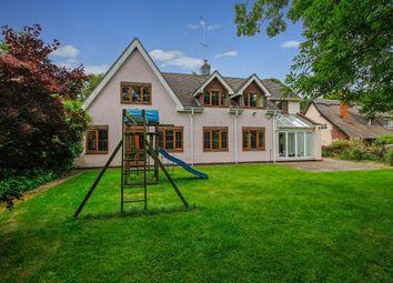 Thumbnail 5 bed property to rent in Milton Lane, Steventon, Abingdon