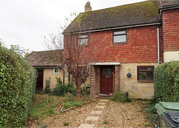 Thumbnail 3 bed end terrace house for sale in Coplands Rise, Rye