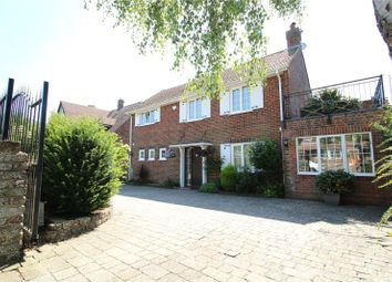 Thumbnail 5 bed detached house for sale in Hillside Avenue, Worthing, West Sussex