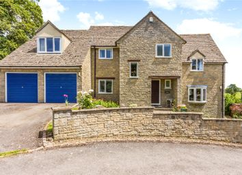Thumbnail 5 bed detached house for sale in Walnut Close, Wootton, Woodstock, Oxfordshire
