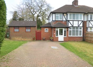 Thumbnail 3 bed semi-detached house for sale in Watford Road, Chiswell Green, St.Albans