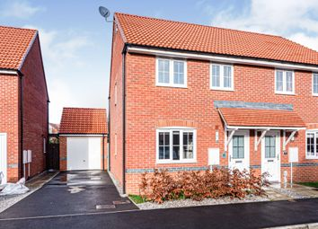 3 bed semi-detached house for sale in Dunnock Drive, Beverley HU17