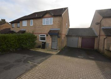Thumbnail 2 bedroom semi-detached house to rent in Bramley Close, Peasedown St John, Bath