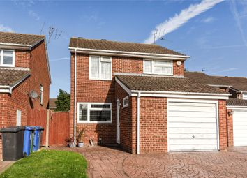 Thumbnail 3 bed detached house for sale in Sandy Mead, Holyport, Maidenhead, Berkshire