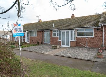Thumbnail 2 bed terraced bungalow for sale in Headcorn Gardens, Cliftonville, Margate