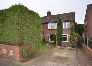 Thumbnail 3 bed semi-detached house for sale in Upland Road, Camberley, Surrey