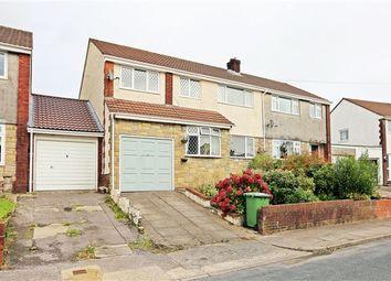 Thumbnail 5 bedroom semi-detached house for sale in Cwrt Pentwyn, The Woodlands, Llantwit Fardre