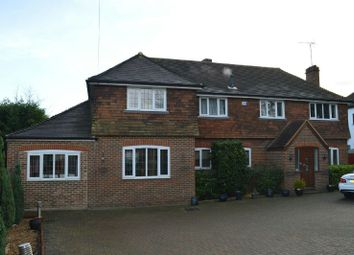 Thumbnail 6 bed detached house for sale in Epsom Road, Ewell, Epsom