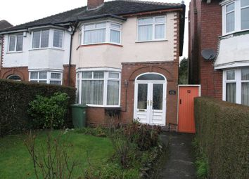 Thumbnail 3 bed semi-detached house for sale in Mucklow Hill, Halesowen