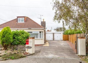 Marsh Common Road, Pilning, Bristol BS35. 4 bed bungalow