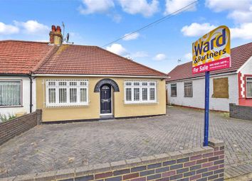Thumbnail 2 bed semi-detached bungalow for sale in Edison Road, Welling, Kent