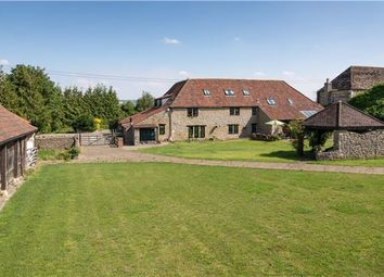 Thumbnail 7 bedroom detached house for sale in North Bradley, Nr Bath, Wiltshire