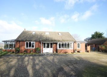 Thumbnail 4 bed detached bungalow for sale in Malton Road, Hunmanby