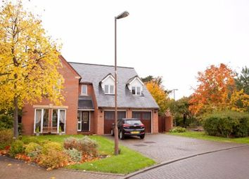 Thumbnail 4 bed detached house to rent in Newbattle Gardens, Dalkeith