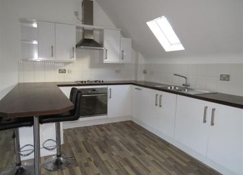 Thumbnail 2 bed flat to rent in Denbigh Avenue, Worksop