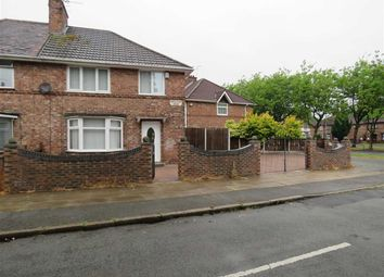 Thumbnail 3 bed semi-detached house for sale in Wycliffe Road, Anfield, Liverpool