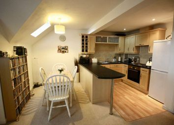 Thumbnail 2 bedroom flat for sale in Flaxley Road, Lincoln