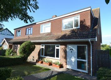 4 bed semi-detached house for sale in Castle Road, Whitstable CT5