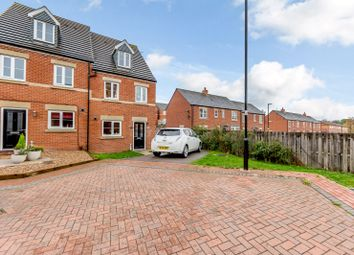 Thumbnail 4 bed semi-detached house for sale in Watkin Close, Sheffield