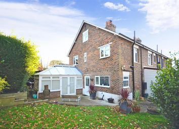 Thumbnail 3 bed end terrace house for sale in The Platt, Dormansland, Surrey