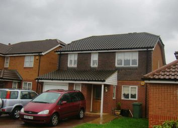 Thumbnail 4 bed detached house to rent in Flandrian Close, Enfield