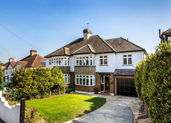 Thumbnail 5 bed semi-detached house for sale in Banstead Road, Carshalton