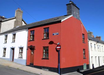Thumbnail 4 bed end terrace house for sale in High Street, Aberystwyth